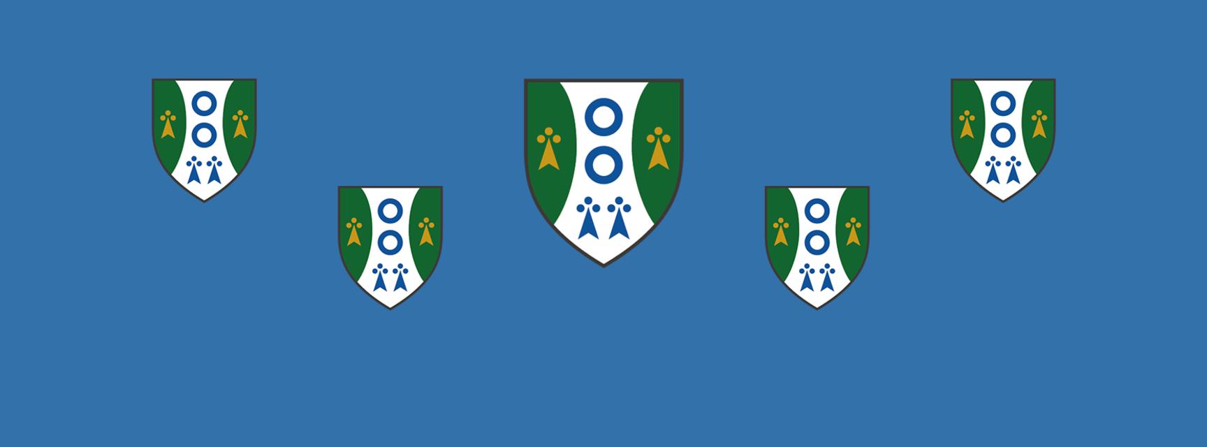 Reuben College Coat of Arms