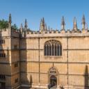 Bodleian Library Quad